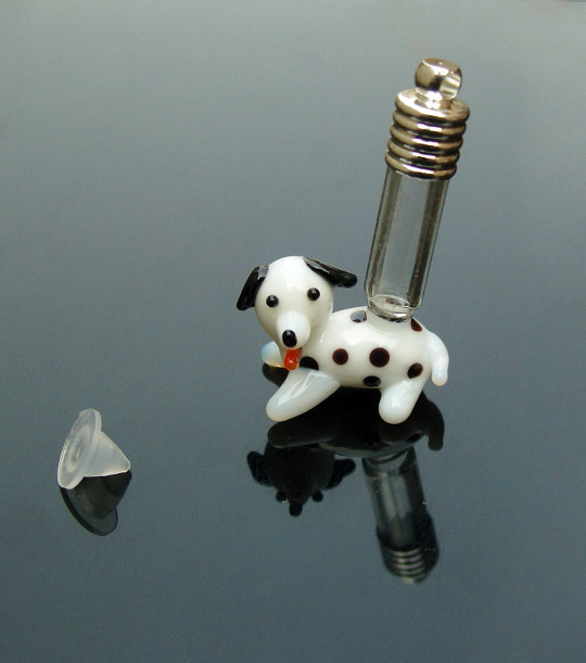 6MM Spotted Dog