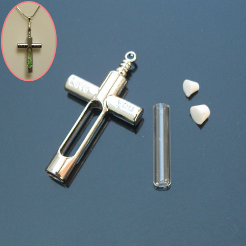 Cross (5MM Glass Vials)