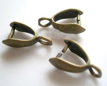 6x45mm bronze pendant clasps photo jewelry making supplies photo 6x45mm bronze pendant clasps audiocablefo