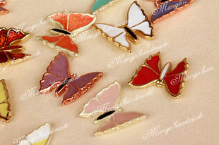 Butterfly Assorted Sizes And Colors