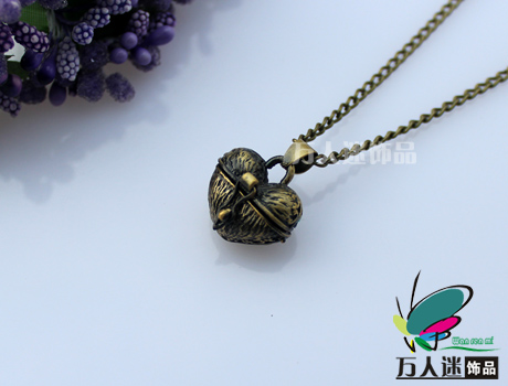 Photo Locket Necklaces