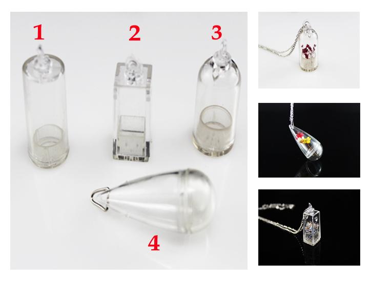 Fragrance And Packaging Plug Expander Taper Crystal Vials