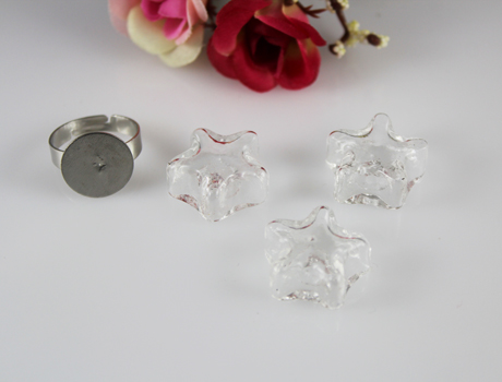 20MM Star Bubble Liquid Rings